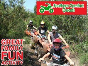 Great Fun Family Quad Biking